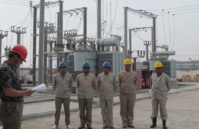 平乡供电开展变电站防汛应急演练