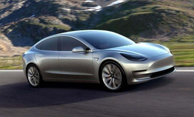 特斯拉敦促提升Model 3产能 要求日产300辆以上