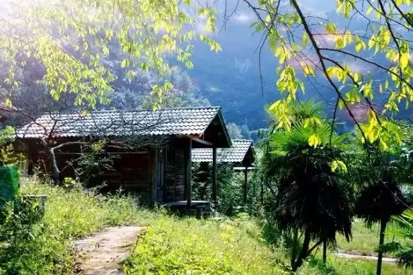裂谷奇遇 冬日暖阳