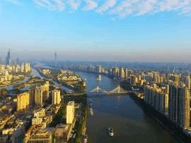 广州新目标是要建超级城市,撸起袖子一起干吧!