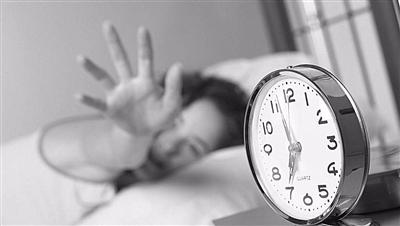 每晚睡觉超9个小时 患癌风险会升高