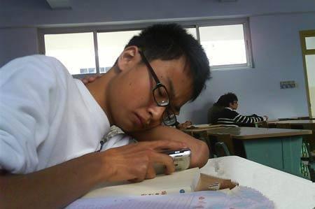广州逾八成家长为学生配智能手机