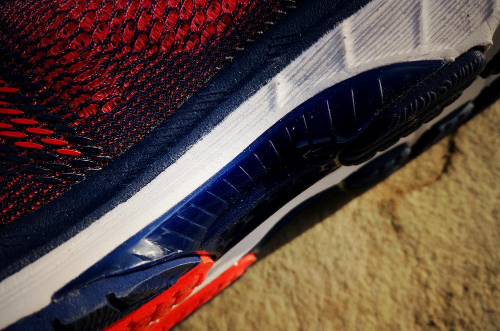 装备测评室:ASICS GEL-NIMBUS 20跑鞋