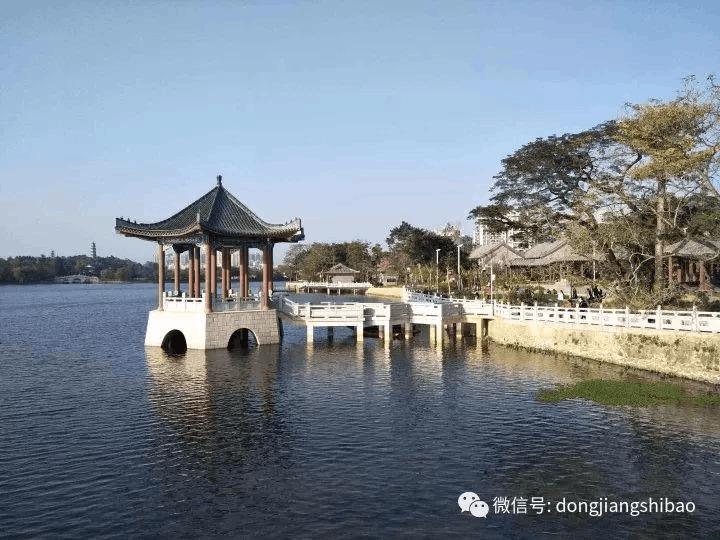 荔浦风清将重现惠州西湖!计划元旦前建成开园!