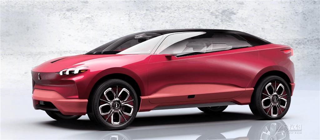 即将首发 WEY纯电动概念SUV XEV官图发布