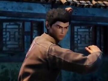 铃木裕:《莎木3》预告片角色模型是未完成品 也未加载表情系统