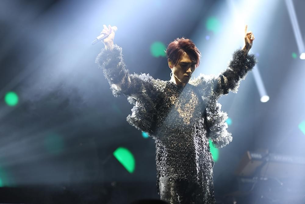 """歌王杨宗纬出道十年,""""声声声声""""VOCAL巡演感动升级"""