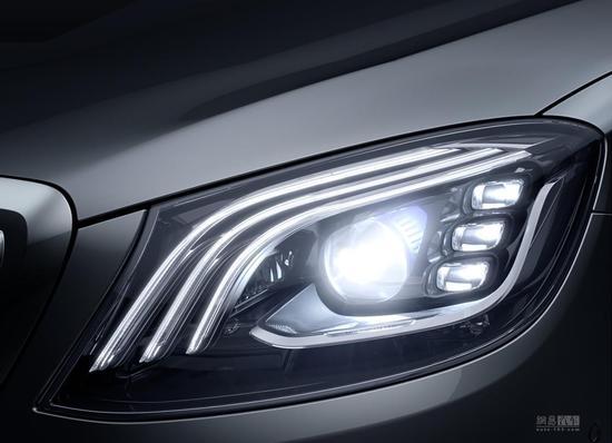 售93.8-149.8万元 奔驰全新S级正式上市