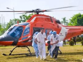 直升机救援时代开启 多项服务一小时费用4万元