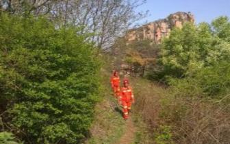 唐山市领导督导检查森林防火工作