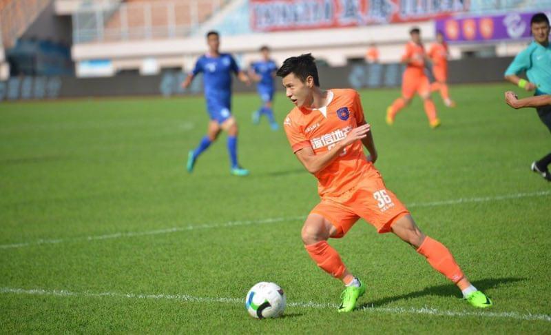 娱乐圈到足球圈 11岁才练球 他靠努力成职业球员