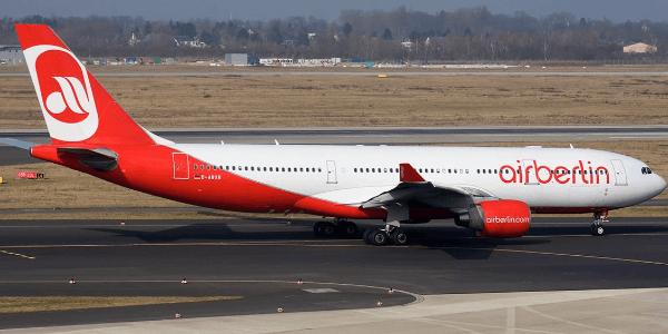 柏林航空或从10月15日开始停飞远程航线