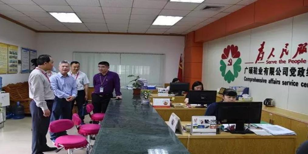 刘汉球到清远开展非公经济组织党建工作专题调研