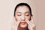 浓妆当心色斑爬上脸 中医按摩帮忙祛斑
