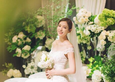 金素妍婚礼竟不让好友进场?其实真相是这样