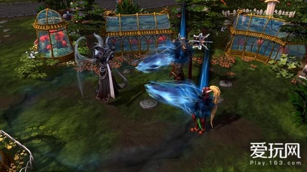 爱玩网独家测评:《风暴英雄》夺魂之镰马萨伊尔