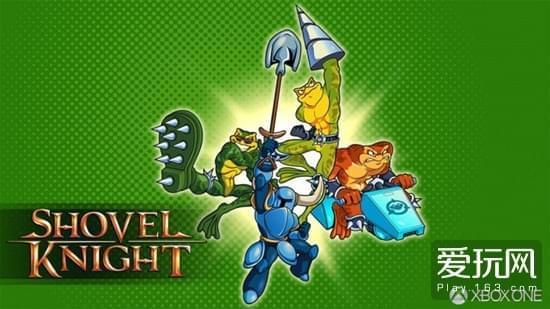 《铲子骑士》PC版新DLC发布 玩家大战忍者蛙