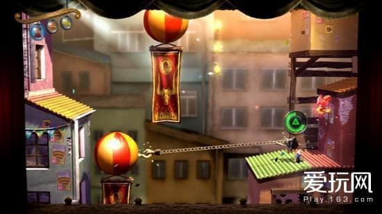 游戏史上的今天:绚丽的木偶剧场《剪刀王子》