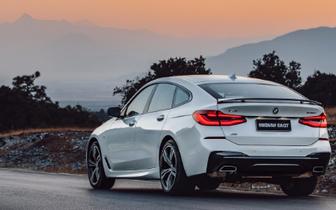 独孤求败 创新BMW 6系GT细分市场无敌手