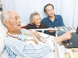 广西男子罹患癌症决定捐献遗体 老伴也成志愿者