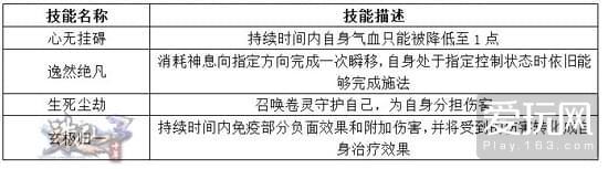 6月20日公测 《诛仙3》新职业画影校服技能爆料
