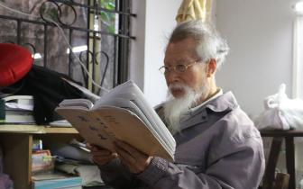 【莞视界】老人六年卧床释义35万字明代古籍