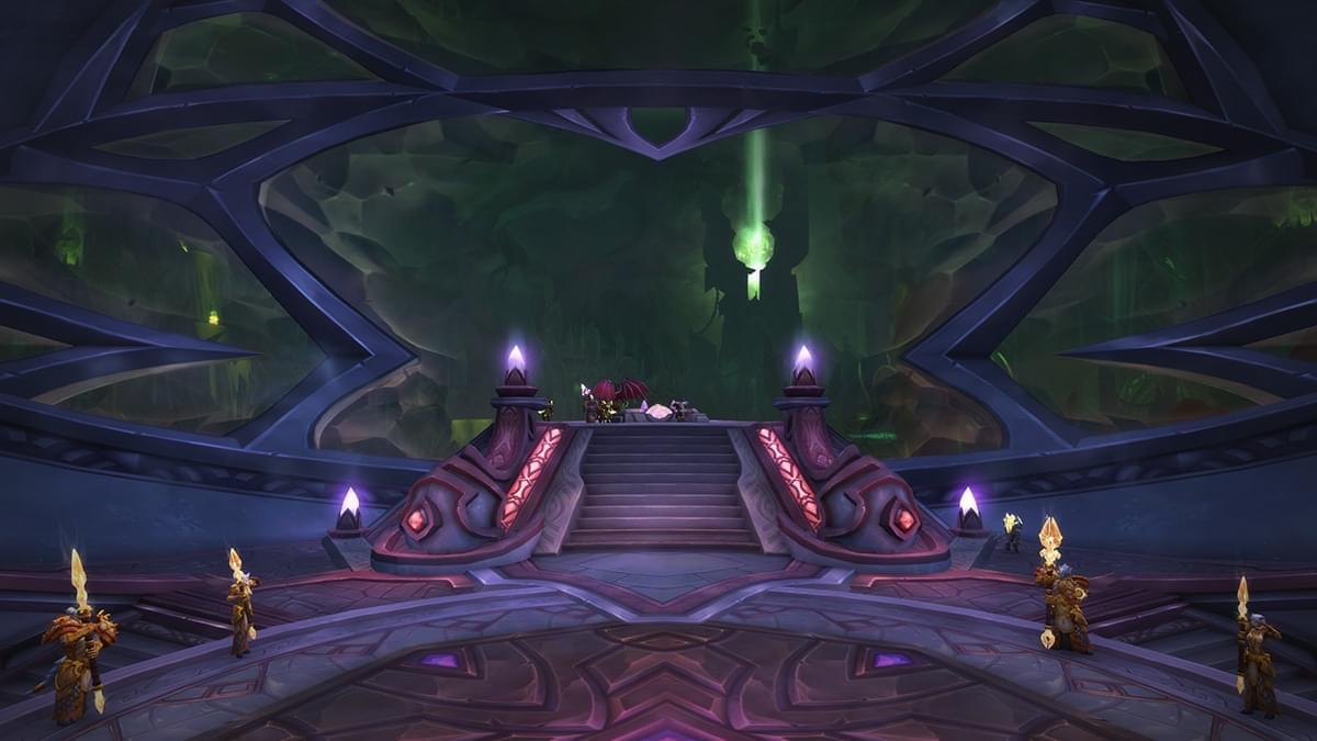 魔兽世界7.3版本预览:迎接阿古斯之战