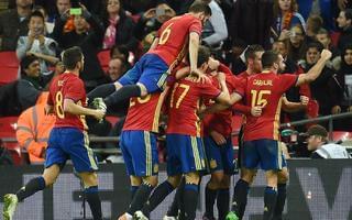 伊斯科读秒扳平 英格兰2-2西班牙