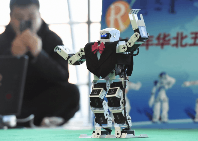机器人大比武