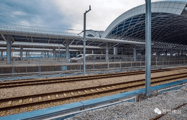佛山西站投用在即!省发改委:或开通到香港列车!