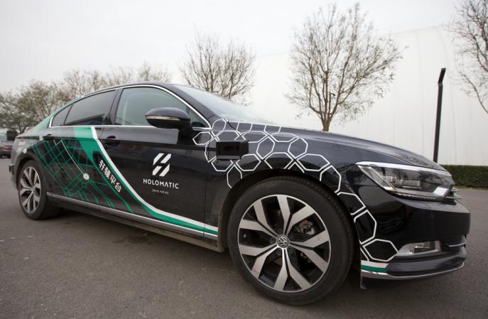 禾多科技推出可量产的无人车方案 倪凯亲自路测