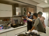 海尔云静成套厨电开直播:5款产品均为行业第1