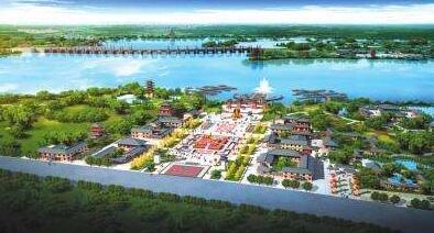 40个项目本周内全面动工 纪南文旅区项目建设加速