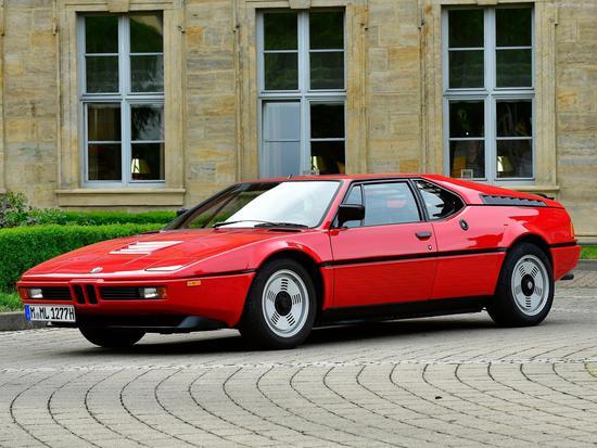 BMW M1是宝马历史上唯一的超级跑车