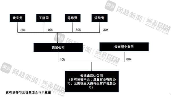 """赵薇丈夫黄有龙前传:与国企合作拿""""干股""""(图)"""