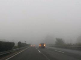 高速内蒙方向起雾管制 康庄-山阴大雾 临时管制