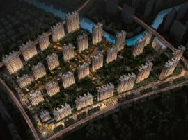 热推|建筑面积均价13000元/平米明年9月进户