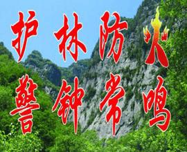"""卢氏林业局开展""""扶贫政策+护林防火""""宣传活动"""