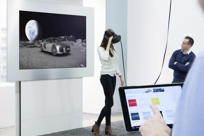 VR/AR技术发展将推动视听行业变革