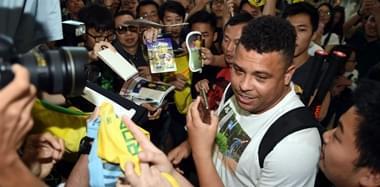 大罗飞抵中国香港引粉丝媒体疯狂围堵