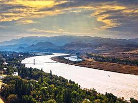 淄博市黄河滩区居民迁建外迁安置工程启动