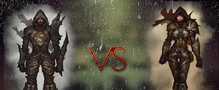 多重与集束之争 暗黑3两大猎魔人高玩的秘境对决