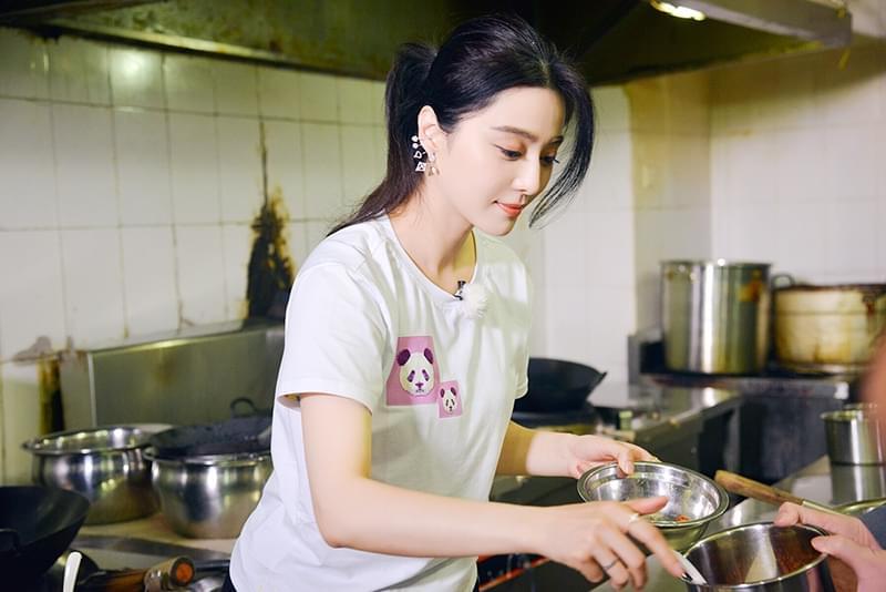 《挑战者联盟》范冰冰为张钧甯征婚
