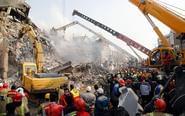 伊朗首都塌楼救援工作持续