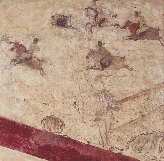 中国唐代壁画赏析——大唐岁月