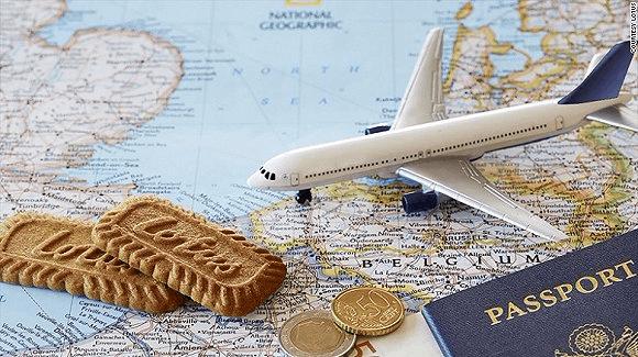 为了取悦乘客 航空公司打造表情包的明星饼干