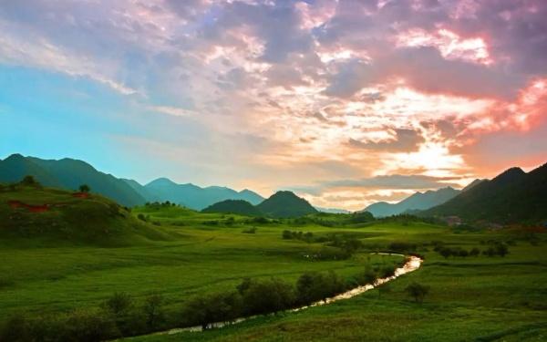 春观山花夏避暑、秋赏彩林冬戏雪---巫溪红池坝