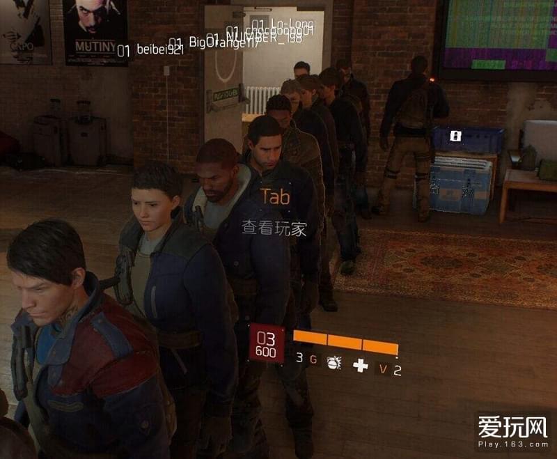 上一次看见如此熟悉的画面时,还是育碧游戏《全境封锁》刚推出的时候。