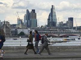 英国智库: 中国GDP将在2032年超美