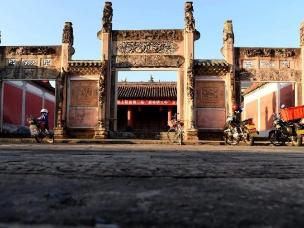 上杭:客家人祖居地上的古文庙